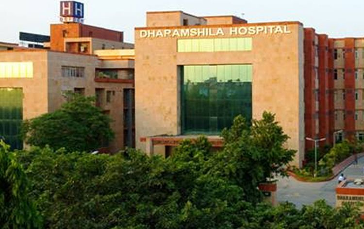 Dharamshila Cancer Hospital