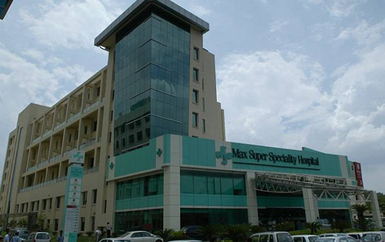 Max Super Specialty Hospital, Delhi