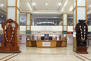 BGS Gleneagles Global Hospital Bangalore