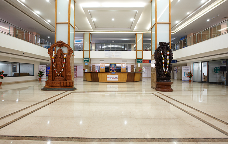 BGS  Gleneagles Global Hospital, Bangalore