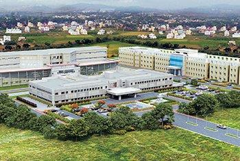 Global Health City, Chennai