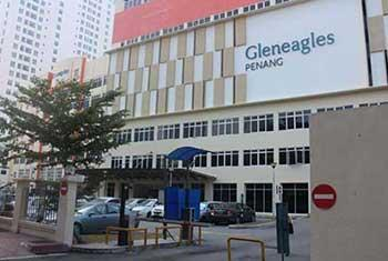 Gleneagles Penang Medical Centre