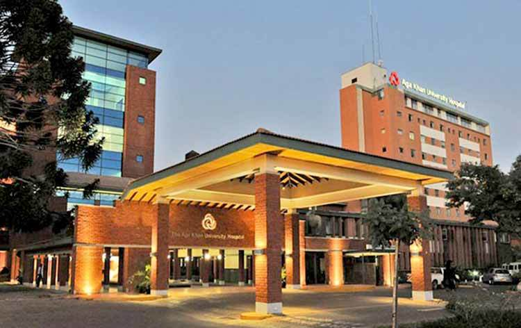 The Aga Khan University Hospital, Nairobi