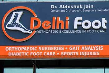 Delhi Foot: Orthopedic Excellence In Foot Care