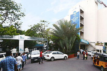 Apollo Hospital Chennai