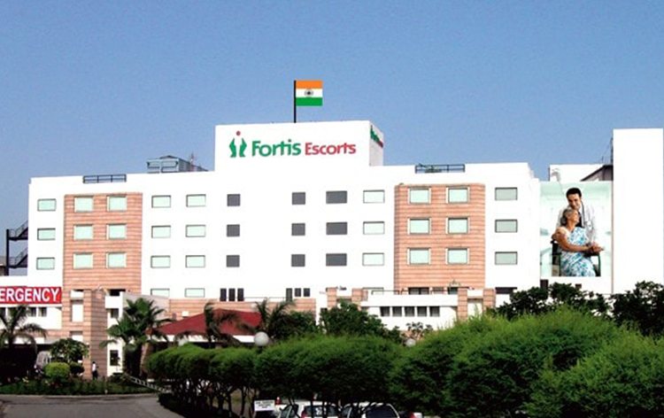 Fortis Escorts Heart Institute